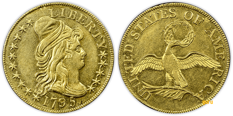 Buy Early U.S. Gold Coinage   Early American Gold Coins